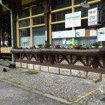 Ristorante del campeggio (ex vecchia stazione tram)