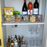 Mini bar - Room 6