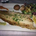 Tasty sole fish!