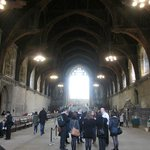This is the only part og the inside you can take photos, and this is the Great Hall