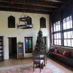 Lobby and Reading Room