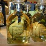 La distillerie Manguin