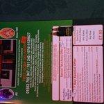 Bombay brasserie new Manu 2014