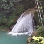 The large falls