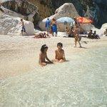 La playa mas guapa q conozco