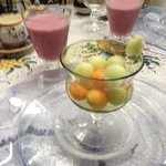 Fruit Bowl & Smoothies