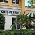 Côté France Café at Royal Palm Place
