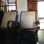 Cosy furnishings