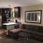 King Studio Suite - Living/Dining Area