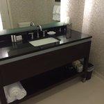 King Studio Suite - Bathroom Vanity