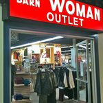 Dressbarn has suit separates, dresses, tops, bottoms and accessories.  Size 4-24.