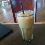 Iced coffee - made to order :-)