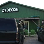 The front of Zydeco's