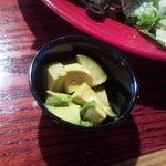 """""""loaded with avocado""""..."""