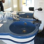 sink in room