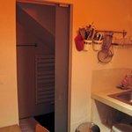 kitchen and bathrrom