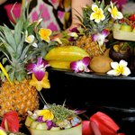 Fruit in the villa