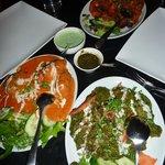 Fabulous food!