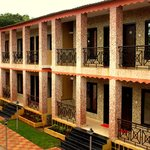 It isnt SPAIN! Its cozy and well ventilated rooms at MIDWAY PARK RESORT