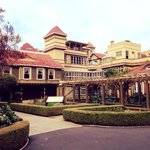 The Winchester Mystery House (side view)