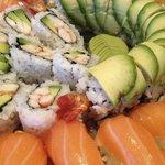 Bilde fra Sushi Namnam