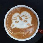 Nice coffe