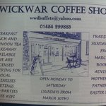 WickWar Coffee Shop