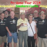 Our group of 6 from Ventura, California stayed at Hotel La Campina while visiting Perdomo Cigar