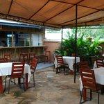 The Grand Villa Hotel - Dar es Salaam - Outdoor terrace