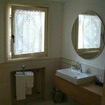 Bagno privato per camera