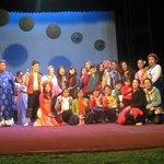 It's Golden Bell show, my best memory in Hanoi!
