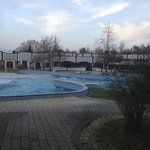 one of the manny Swimming pool outside