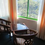 our sitting area