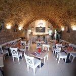 Interior of Taverna Otto renovated