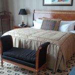 Schlafbereich Bellevue-Suite