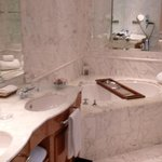 Badezimmer Bellevue-Suite