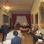Act I Portego (central hall)