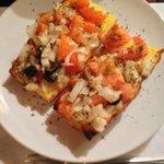 Garlic Bread Bruschetta