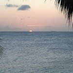 Beautiful Bonaire sunset