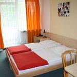 UVS hotel Foto