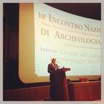 Valerio Massimo Manfredi al Convegno di Archeologia Viva