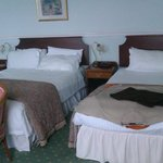 Room 27 offers double and single bed sleeps 3