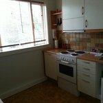 Apartment No. 100 - Kitchen