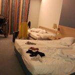 camera con divano-letto