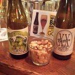Beers + nuts