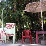 El Encanto Cenote entrance