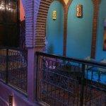 2ème étage du riad,  sur terrasses