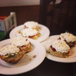 Home Made Scones @therumblintumcafe