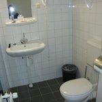Baño con secador yducha