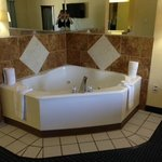 Updated Jacuzzi Suite
